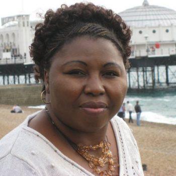 Lisa K. Fongwen (nee Njafuh), HND, DipHE, RN